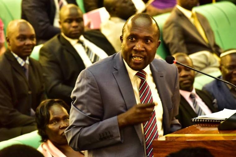 Budadiri East MP Hon Nandala Mafabi