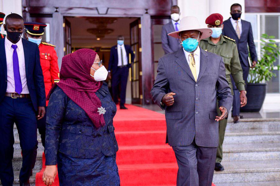 President Museveni set to seal the oil pipeline deal in Tanzania