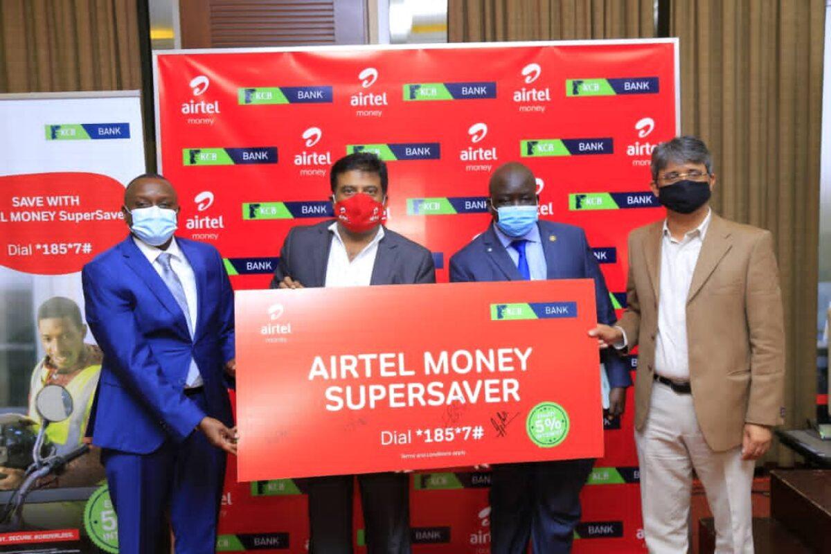 Airtel Money users to benefit from Airtel Uganda-KCB partnership