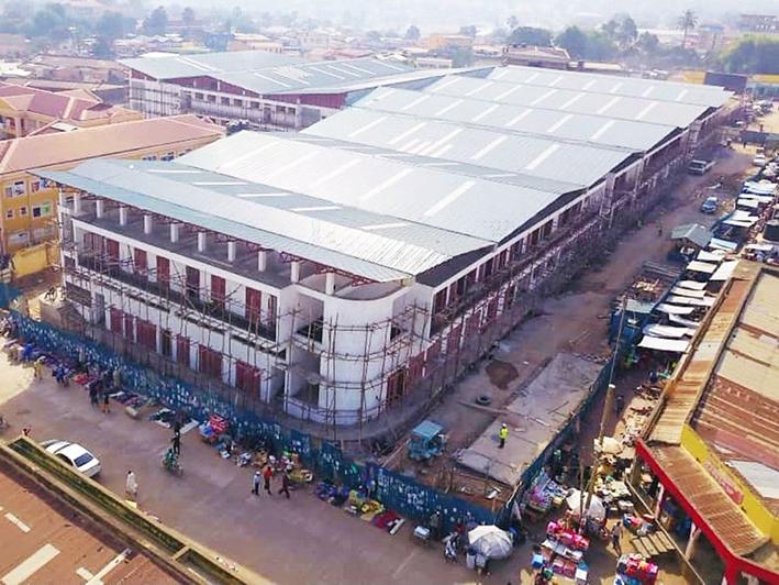 Arua markets